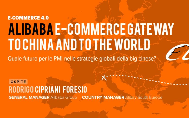 Alibaba- E-commerce gateway to China and to the World
