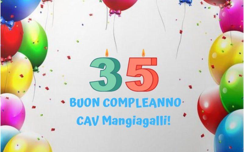 Buon compleanno CAV Mangiagalli
