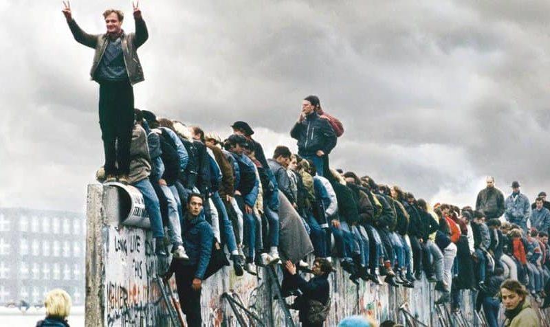 30 anni dalla caduta del muro di Berlino