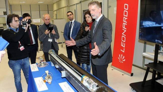 Leonardo, contratto da 31,5 mln con l'Esa: realizzerà trivella per missione lunare
